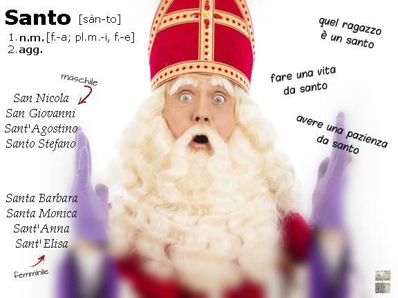 Sinterklaas…? chi è?!