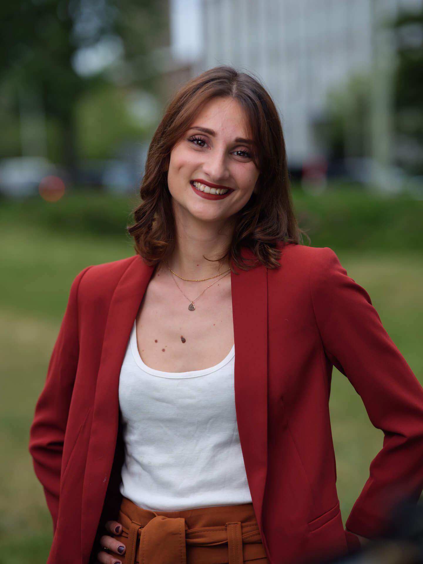 Elisa, Lettere Taaltrainingen Italiaans, cursus Italiaans Den Haag